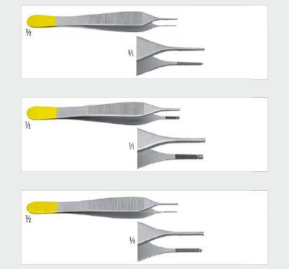 Blepharoplasty-Forceps