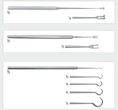 Blepharoplasty-Hooks