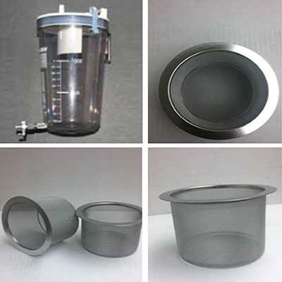 New Autoclavable Strainer